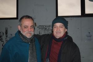 Ariel Weinman -Sergio Isaz