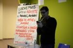 Santiago Castellano, docente de la casa, organizador y escritor.